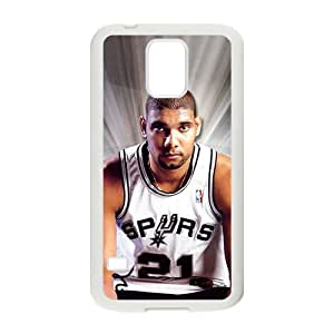 tim duncan Phone Case for Samsung Galaxy S5 Case by lolosakes