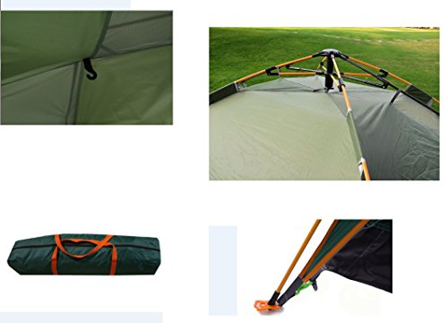Toogh Waterproof 3 Season Tent for Camping/2-3 Person Camping Tent/Backpacking Tents