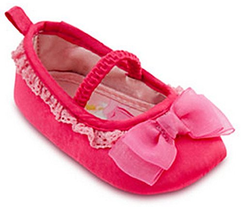 Disney Infant Girl's Aurora Costume Shoes (18-24 Months) ()