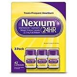 Nexium 24HR Acid Reducer, Delayed-Release Capsules (14 capsules, 3 pk.) (pack of 6)