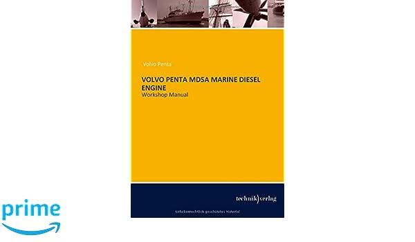 Volvo penta md5a marine diesel engine workshop manual volvo penta volvo penta md5a marine diesel engine workshop manual volvo penta 9783944351520 amazon books fandeluxe Images