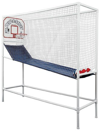 First Team Pop-A-Shot Classic Home Electronic Basketball Game