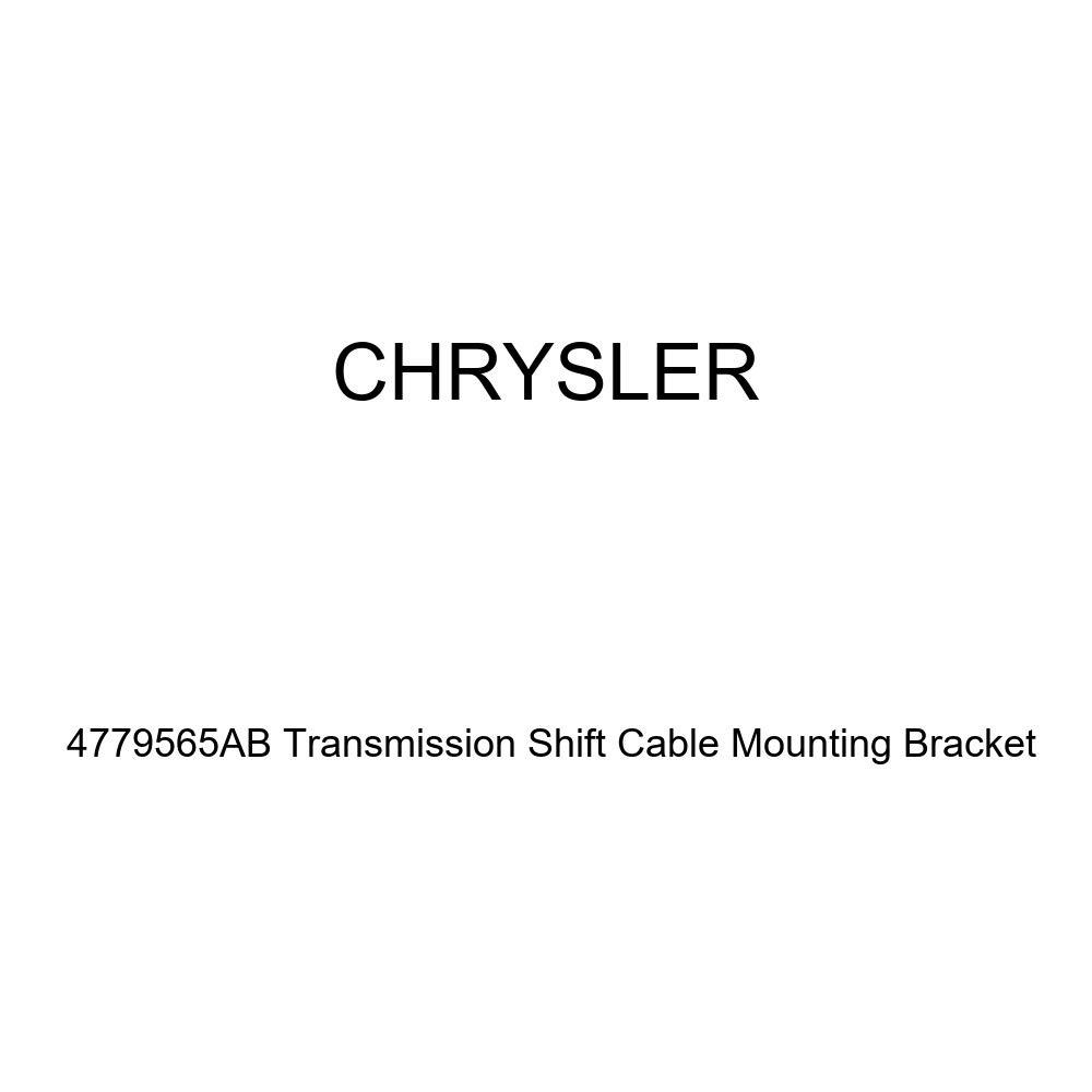 Genuine Chrysler 4779565AB Transmission Shift Cable Mounting Bracket