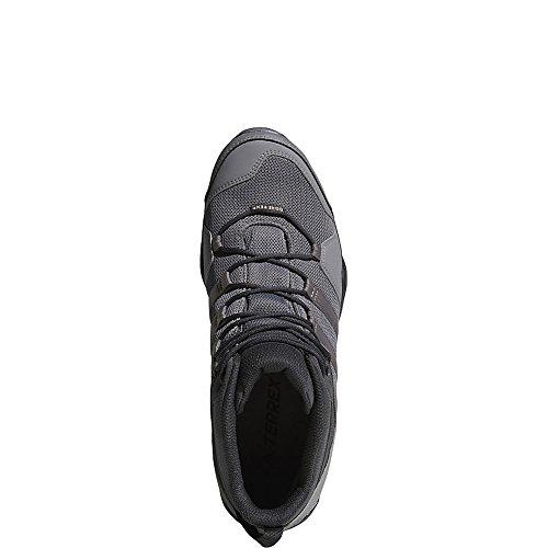 Adidas Outdoor Mens Terrex Ax2r Metà Scarpa Gtx (7 - Nero / Nero / Nero)