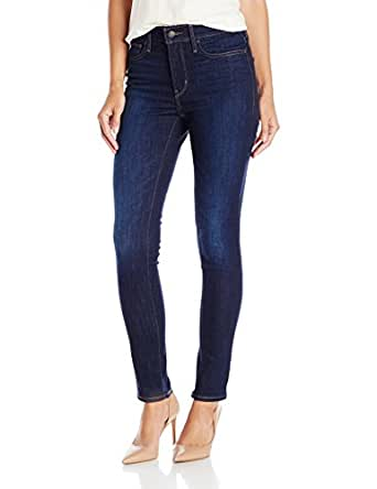 The Collection Dark blue mid wash slim leg jeggings 84% cotton 14% polyester 2% elastane wdh 72192