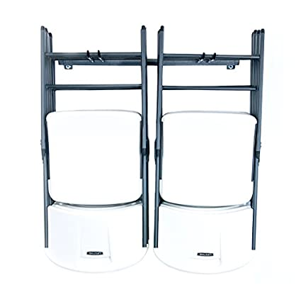 Monkey Bars Folding Chair Rack, Small
