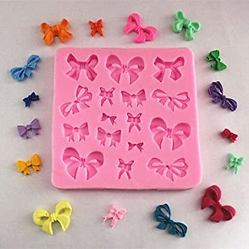 Cute Heart Alphabet Silicone Mold Mould Fondant Cake Decor Baking Ice Tool Y2