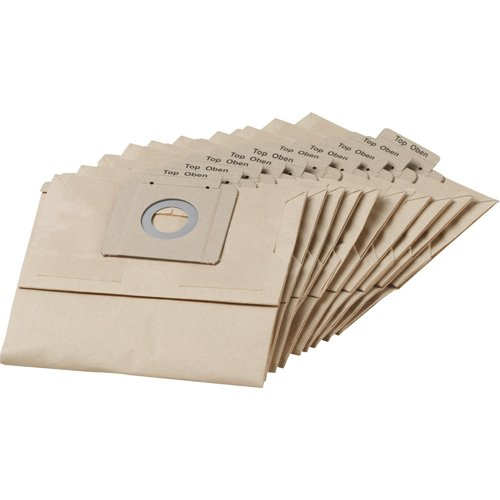 Karcher 6.904-312.0 Paper Filtering Bag 10 St. by Karcher