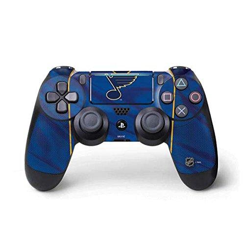 NHL St. Louis Blues PS4 Pro/Slim Controller Skin - St. Louis Blues Home Jersey