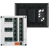 On-Q IC1002BK Intercom Module and Main Console Unit, Black