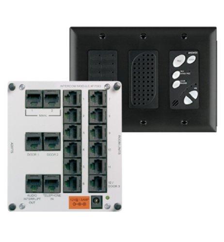 Legrand - On-Q IC1002BK Intercom Module and Main Console Unit, Black by Legrand-On-Q