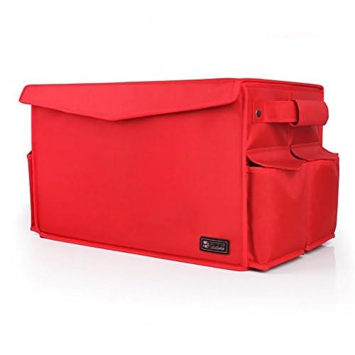 tocheng caisse et coffre de voiture malle voiture organisateur pour v tements et pendries maison. Black Bedroom Furniture Sets. Home Design Ideas