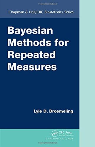 Bayesian Methods for Repeated Measures (Chapman & Hall/CRC Biostatistics Series)