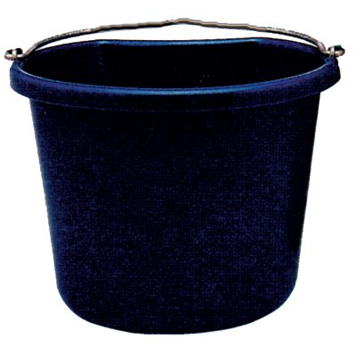 Fortiflex Flat-Back Bucket 5 Gallon Purple