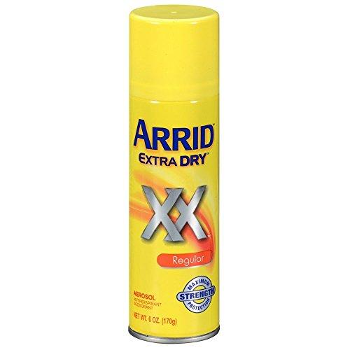 ARRID Extra Dry Anti-Perspirant Deodorant Spray Regular 6 oz ()