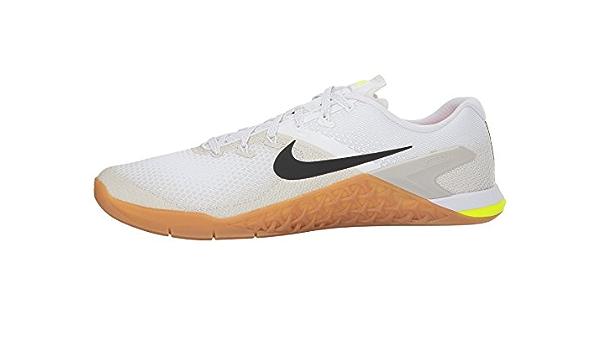 Amazon.com | Nike Metcon 4 (8, White