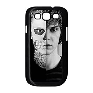 Luxury Design with American Horror Story New Fashion Protective Hard Plastic For Case Samsung Galaxy S4 I9500 Cover Black 022701