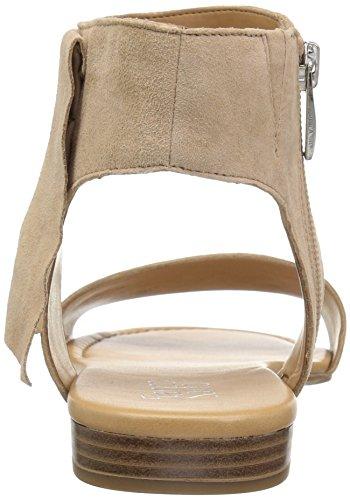 Franco Sarto Women's L-Glitter Sandal Light Blush tzQg7M