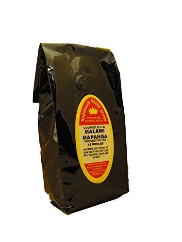Marshalls Creek Gourmet Ground Coffee, Malawi Mapanga. 12 Ounce Bag