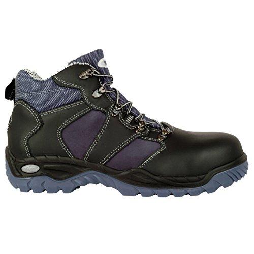 Cofra 75550-001.W36 Funk S3 Chaussures de sécurité SRC Taille 36 Noir