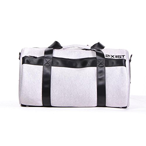 Scuba 100 2 x Grey Shoulder Bag Bags Polyester Ist Heather Men's Duffle nT7Twxq1WH