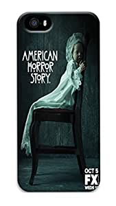 iPhone 5S Cases & Covers VUTTOO American Horror Story Custom PC Hard Case Cover for iPhone - 5S