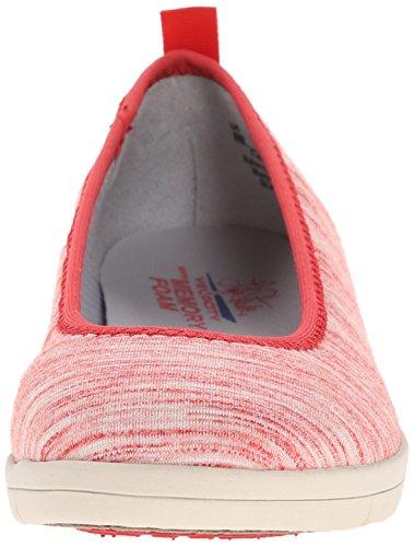 Life Stride Seashell Estrechos Fibra sintética Zapatos Planos
