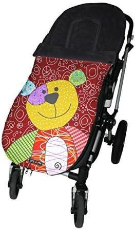 saco estrecho universal silla paseo