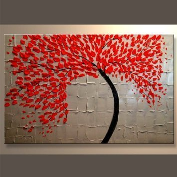 Merveilleux Modern Abstract Canvas Art Wall Decor Oil Painting Wall Art