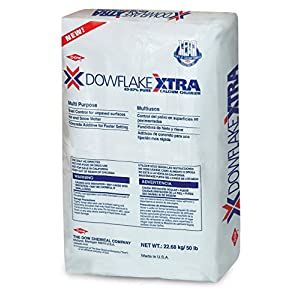2 x 44lb Oxy Dowflake Xtra Snow and Ice Melter 87%