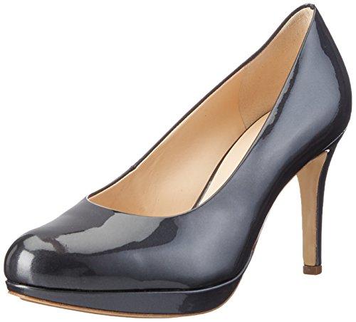 HÖGL Women's Court Platform Heels Grey (4500 Grey) kfFByIeL