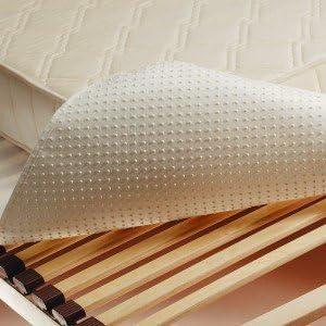 Damai Protector de somier antideslizante, 160 x 200 cm ...