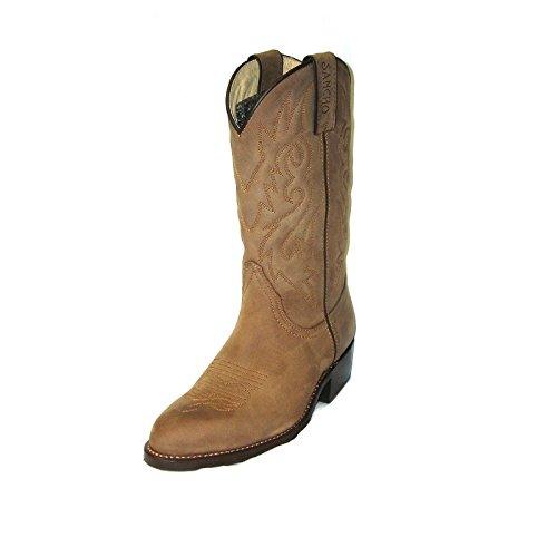 Boots Gambale Stivale Nabuk Sancho Con Decorato Beige qwTPZRdn