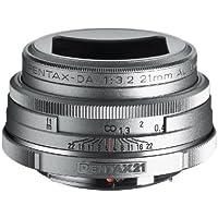Pentax 21MM Limited Silver f3.2AL SMC