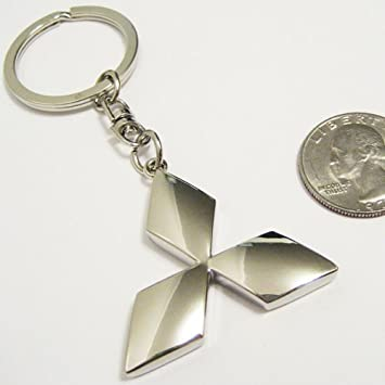 Mitsubishi Three-dimensional Keychain