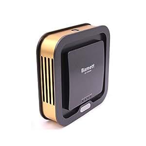 Bamett car air purifier auto purifier anion for Office air purifier amazon