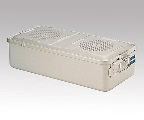 滅菌コンテナ- L PTFEフィルタ-タイプ 580×280×150mm /8-5143-03 B07BL4WLLM