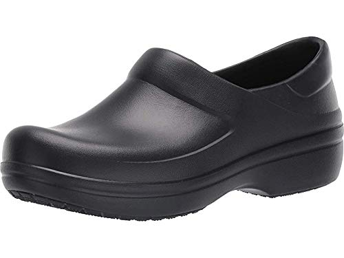 Crocs Women's Felicity Clog, Black, 7 M