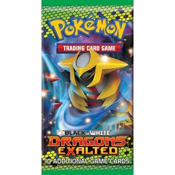 Pokemon Black & White Dragons Exalted Booster Box (36 Packs) by Pokémon