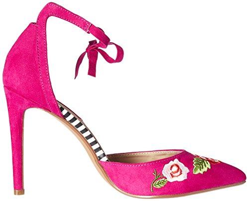 À Johnson Chaussures Betsey Femmes Magenta Abbie Talons S7wf0