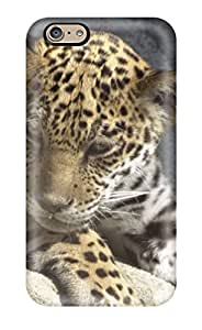 New IrPwens13613idyvZ Baby Jaguar Skin Case Cover Shatterproof Case For Iphone 6