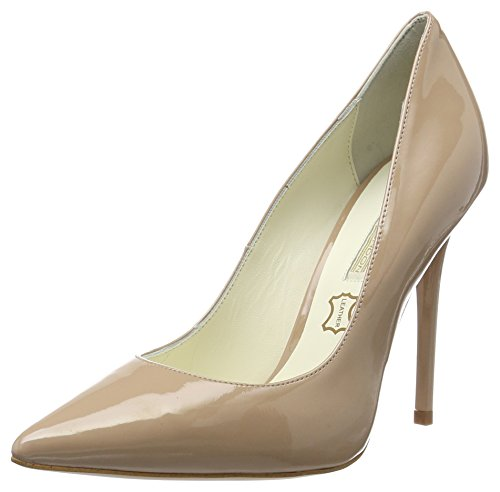 Buffalo Damen 11335x-269 L Brevetto Pu Pumps Beige (nudo 01)