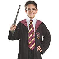 Accesorio para disfraz de corbata Harry Potter de Rubie, estándar, multicolor