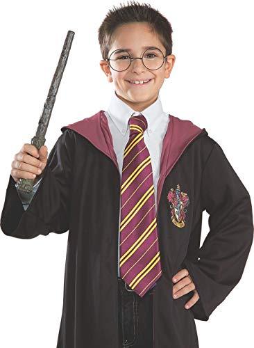 (Rubie's Harry Potter Tie Costume Accessory, Standard, Multicolor)