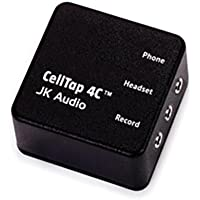 JK Audio CellTap 4C Wireless Phone Audio Tap