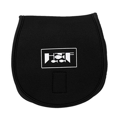 Details about  /Neoprene Spin Reel Cover Fishing Reel Cover Sleeve Bag Reel Glove Holder