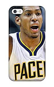 Hot Tpye Indiana Pacers Nba Basketball (1) Case Cover For Iphone 5/5s