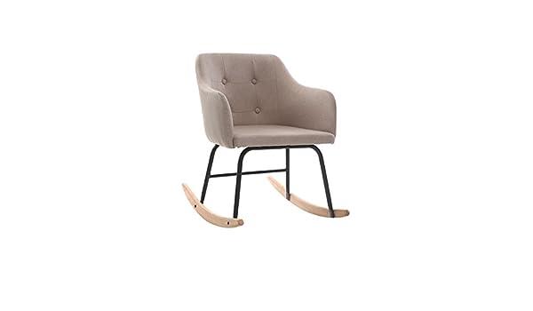 Miliboo - Sillones Relax baltik Rocking Chair: Amazon.es: Hogar