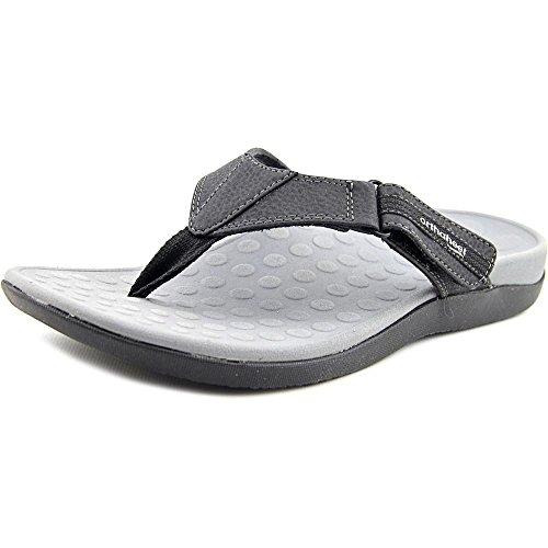 Orthaheel-homme-noir/multicolore-grigio 10