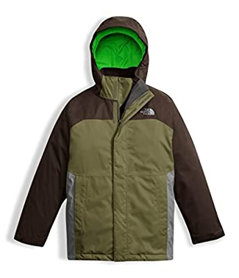 The North Face Boy's Vortex Triclimate Jacket